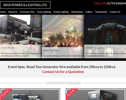 WGS Power & Lighting