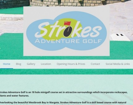 Strokes Adventure Golf