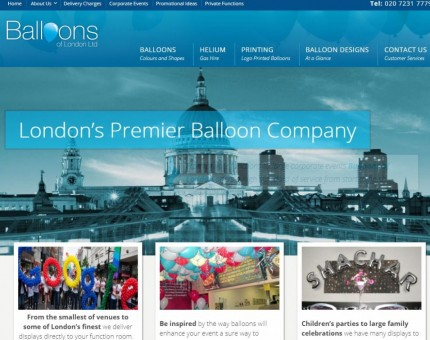 Balloons of London Ltd