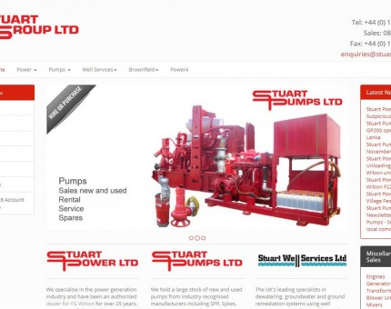 Stuart Power Ltd