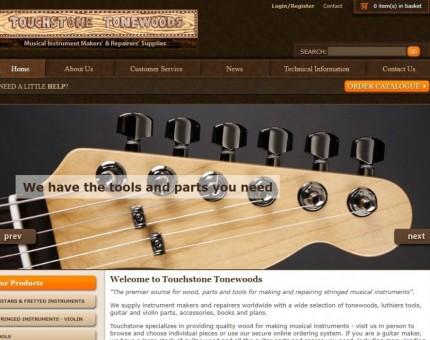 Touchstone Tonewoods