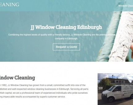 JJ Window Cleaning