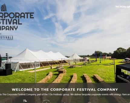 Corporate Festival Company Southampton