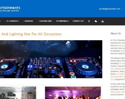 A1 Pro Entertainments
