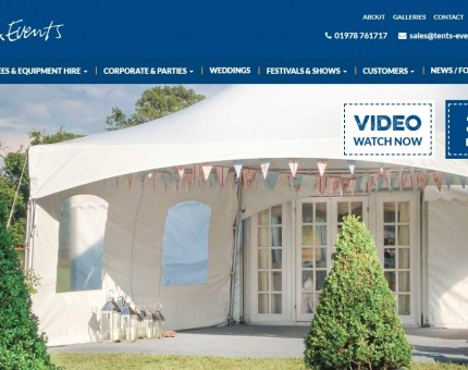 Rhyl Marquee & Tent Hire