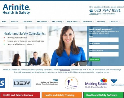 Arinite Health & Safety Consultants