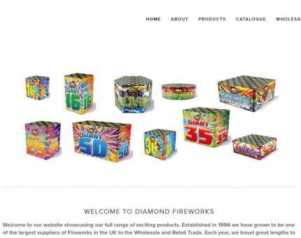 Diamond Fireworks