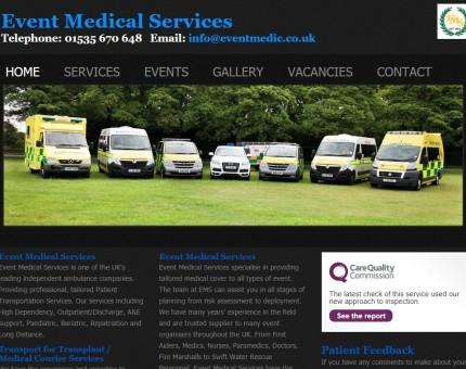 EMS Ambulance & Event Medical Services