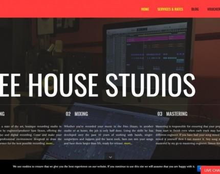 Free House Studios, Bristol