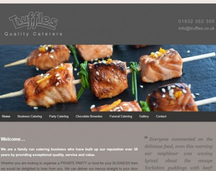 Truffles Caterers Ltd