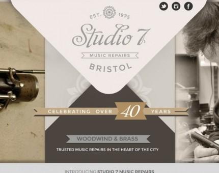Studio 7 Music Repairs