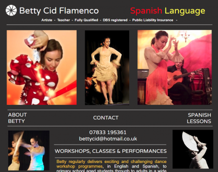 Betty Cid Flamenco