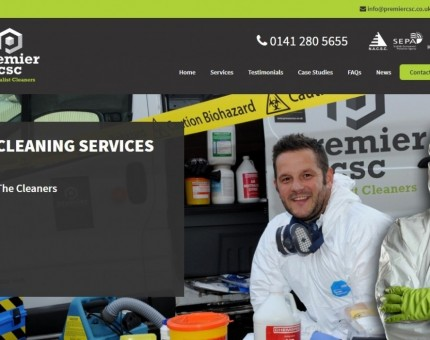 Premier CSC Specialist Cleaners