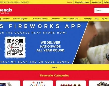 Ghengis Fireworks