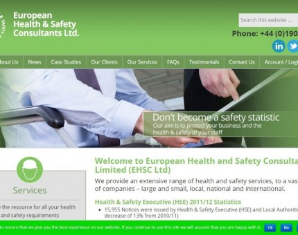 European Health and Safety Consultants Ltd
