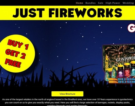 Just Fireworks
