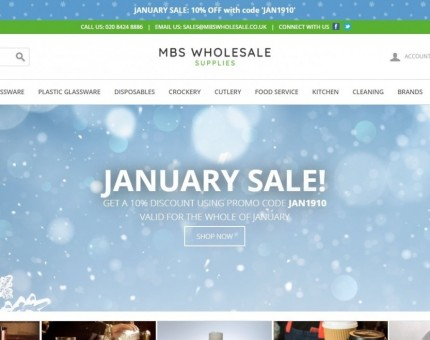 MBS Wholesale Supplies