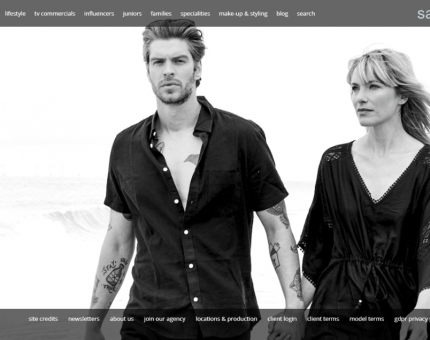Sandra Reynolds Modelling Agency