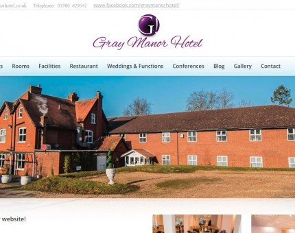Gray Manor Hotel and Wedding Venue