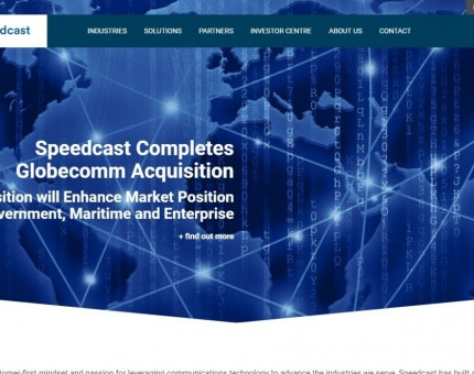 SpeedCast UK