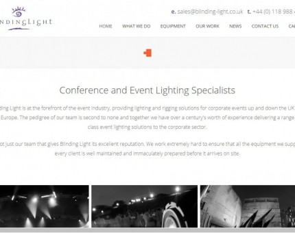 Blinding Light Ltd