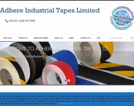 Adhere Industrial Tapes Ltd