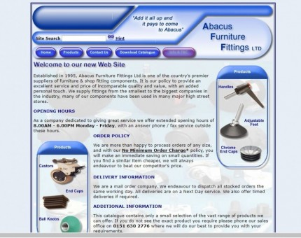 Abacus Furniture Fitings Ltd