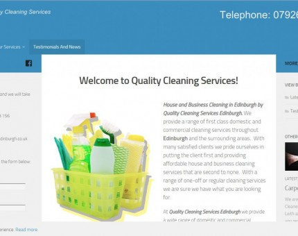 Quality Cleaning Services (UK)