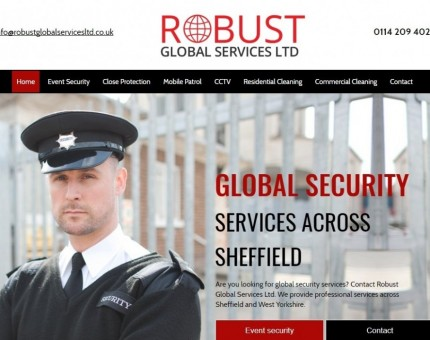 Robust Global Services UK Ltd