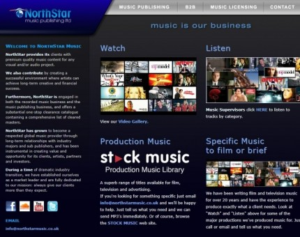 North Star Music Publishing Ltd