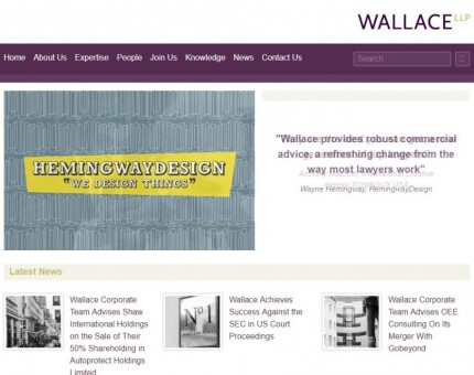 Wallace LLP
