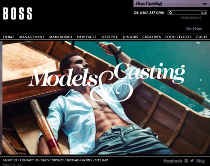 Boss Model Management