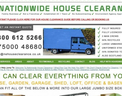 Nationwide House Clearance