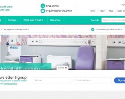 Ocura Healthcare Furniture
