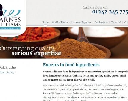 Barnes Williams (UK & Far East) Ltd