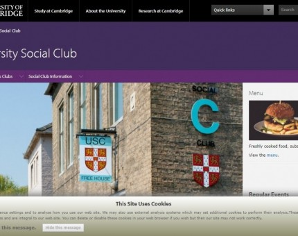 University Social Club