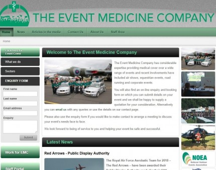 The Event Medicine Company Ltd