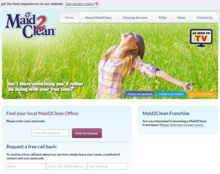 Maid-To-Clean