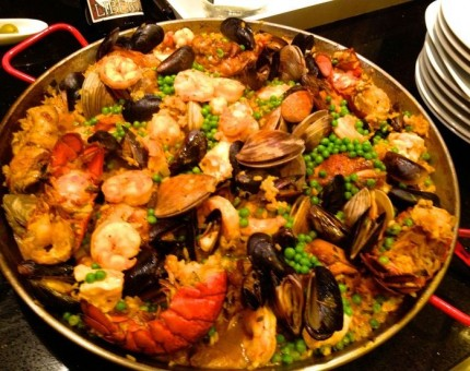 Every Day is a Good Day for Paella Party