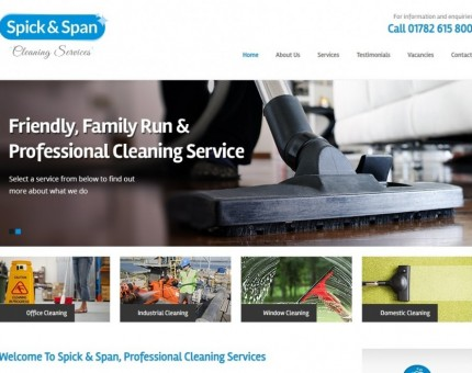 Spick & Span Cleaning Services