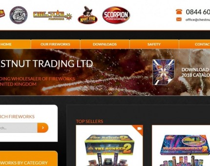 Chestnut Trading Ltd