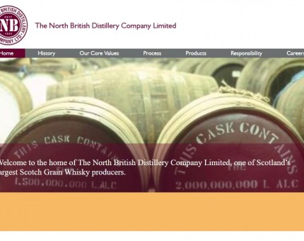 North British Distillery Co Ltd
