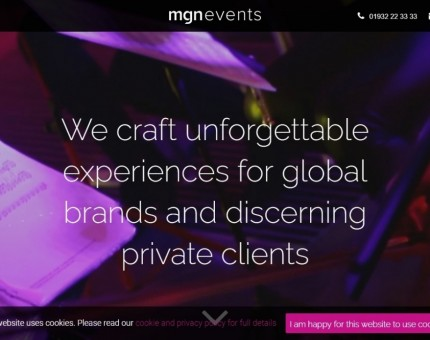 MGN events Ltd