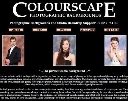 Colourscape Photography Backdrops