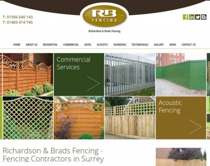 RB Fencing Ltd