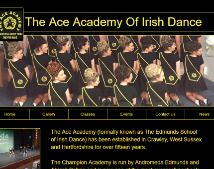 The Ace Academy Of Irish Dance