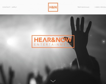 Hear & Now Entertainment