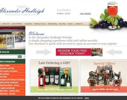Alexander Hadleigh Wine Merchants
