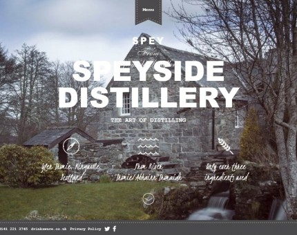 Speyside Distillery Co
