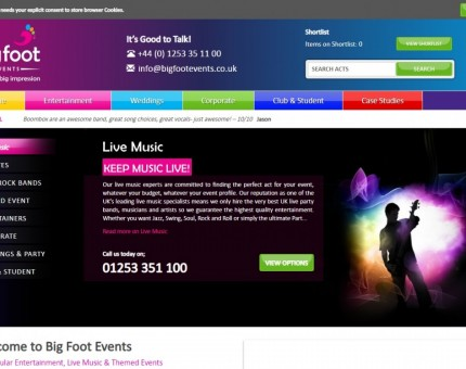 Big Foot Events Ltd